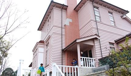 結婚紀念日日本自由行推薦愛媛縣新居濱市景點日暮別邸紀念館外觀