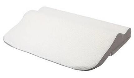 枕頭推薦宜得利nitori肩頸背紓壓記憶枕