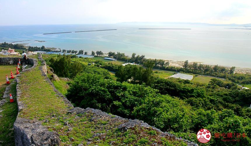沖繩中部自駕宇流麻市景點勝連城跡