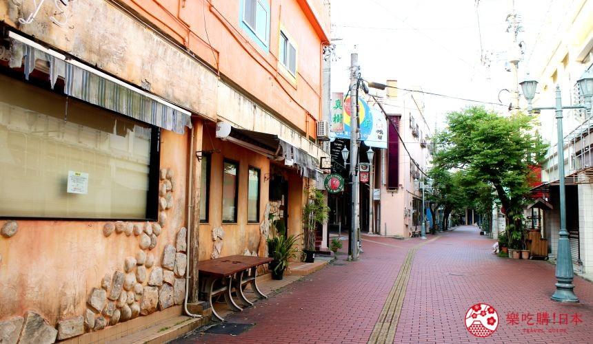 沖繩中部自駕沖繩市景點koza街道