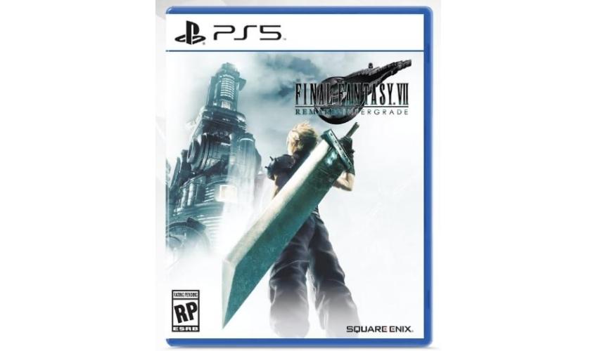 推薦2021年最新10款PS4PS5必玩必買經典人氣遊戲封面最終幻想7重製版