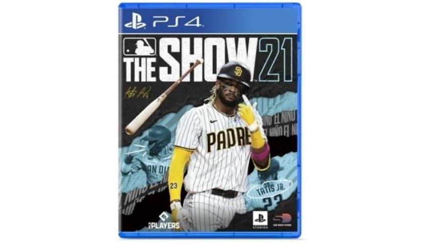 推薦2021年最新10款PS4PS5必玩必買經典人氣遊戲封面美國職棒大聯盟 21