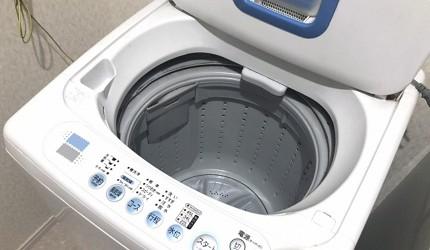 洗衣機品牌推薦牌子推介評價變頻滾筒迷你折疊直立分別比較直立洗衣機被打開蓋清潔