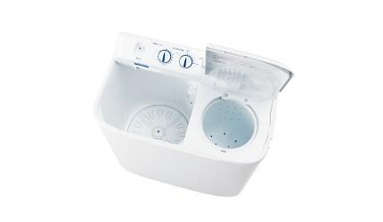 洗衣機品牌推薦牌子推介評價變頻滾筒迷你折疊直立雙槽分別比較雙槽式洗衣機半自動洗衣機被打開蓋清潔