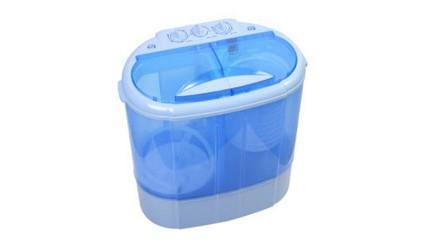 洗衣機品牌推薦牌子推介評價變頻滾筒直立雙槽分別乾淨比較大河電器 迷你雙槽柔洗衣機
