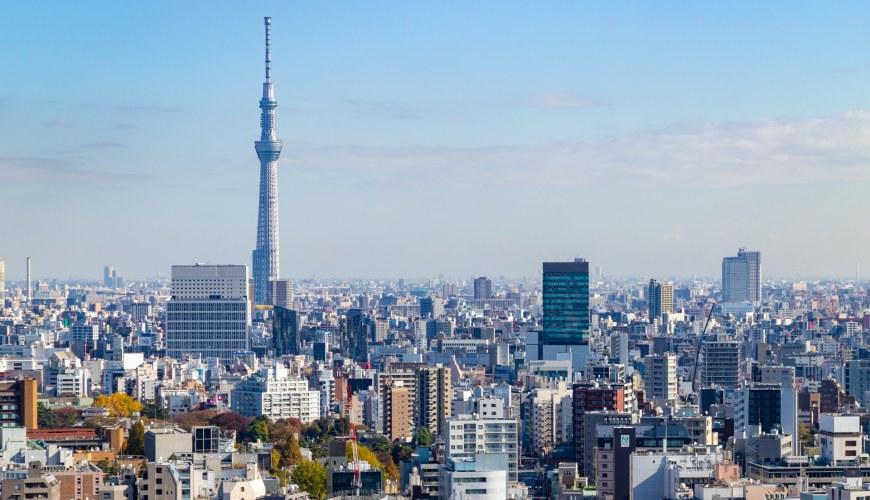 台灣人在日本買房的5大優缺點解析信義房屋東京大阪購屋置產座談會可報名參加東京晴空塔街景