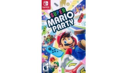 2021年最新任天堂Switch必玩必買10大遊戲推薦超級瑪利歐派對封面