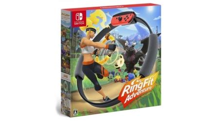 2021年最新任天堂Switch必玩必買10大遊戲推薦健身環大冒險封面