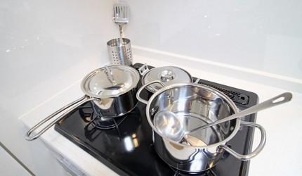 IH電磁爐推薦不挑鍋子料理原理推介迷你不鏽鋼鍋展示圖