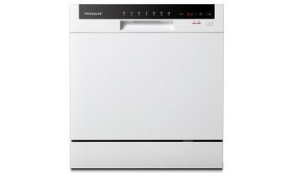 省水洗碗機推薦好用獨立式洗碗機推介富及第 桌上型智慧洗碗機 FDW-8001TB