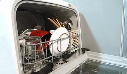 省水洗碗機推薦好用獨立式洗碗機推介幾內放滿碗碟