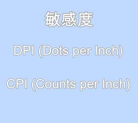 電競滑鼠推薦2021推介高DPI有線無線FPS遊戲專用差別DPI比較CPI