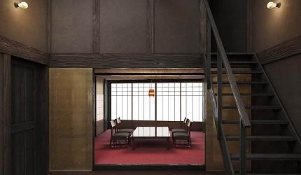 長野縣BYAKU奈良井飯店