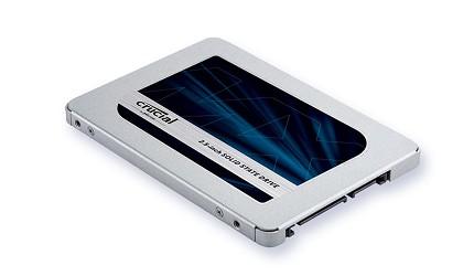 外接硬碟推薦ssd固態硬碟推薦美光Crucial-MX500-SSD固態硬碟