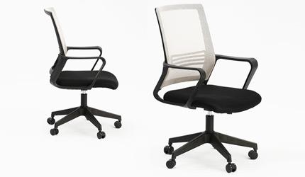 推薦居家辦公WFH在家工作在宅勤務10大人氣辦公椅電腦椅電競椅主管椅Ashley House德瑞克3D貼合透氣辦公椅