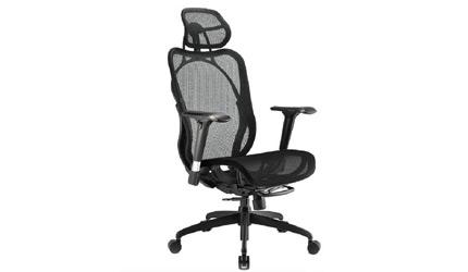 推薦居家辦公WFH在家工作在宅勤務10大人氣辦公椅電腦椅電競椅主管椅i-Rocks人體工學辦公椅T05