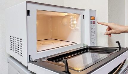 蒸氣烘烤微波爐推薦水波爐推介加熱原理比較心得分享文章介紹商品被使用中