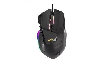 電競滑鼠推薦2021推介高DPI有線無線FPS遊戲專用差別比較Patriot Viper雷射電競滑鼠RGB九界蛇妖 雷射電競滑鼠