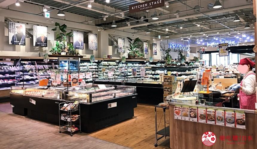 10家關西超市超級市場大阪京都兵庫價格比較推薦指南必買商品阪急OASIS店面內裝