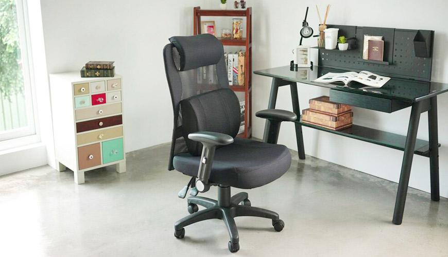 推薦居家辦公WFH在家工作在宅勤務10大人氣辦公椅電腦椅電競椅主管椅旋轉椅