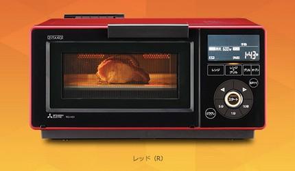 烤箱推薦焗爐推介氣炸烤箱旋風烤箱烤雞腿地瓜薯條烘烤微波爐蒸氣烤箱差異分別比較家用廚具三菱 微波爐烤箱