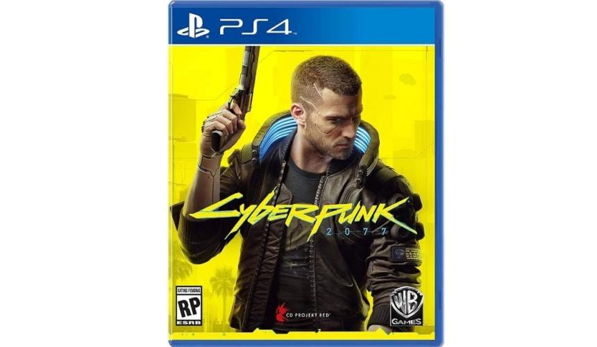 推薦2021年最新10款PS4PS5必玩必買經典人氣遊戲封面電馭叛客 2077
