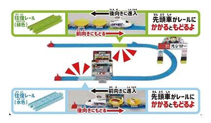 極致!迴轉壽司小火車組