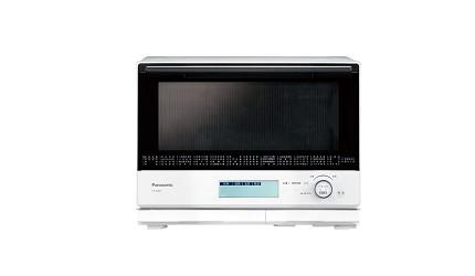 蒸氣烘烤微波爐推薦水波爐推介加熱原理比較心得分享文章介紹商品Panasonic 蒸烘烤微波爐