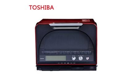 蒸氣烘烤微波爐推薦水波爐推介加熱原理比較心得分享文章介紹商品TOSHIBA 石窯燒烤過熱水蒸氣料理爐