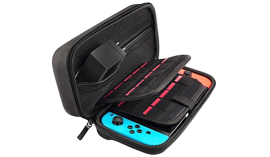 推薦必買10款任天堂NintendoSwitch收納包保護包pumpSwitch手提收納保護包