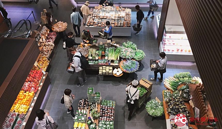 10家關西超市超級市場大阪京都兵庫價格比較推薦指南必買商品八百一本館生鮮蔬果區
