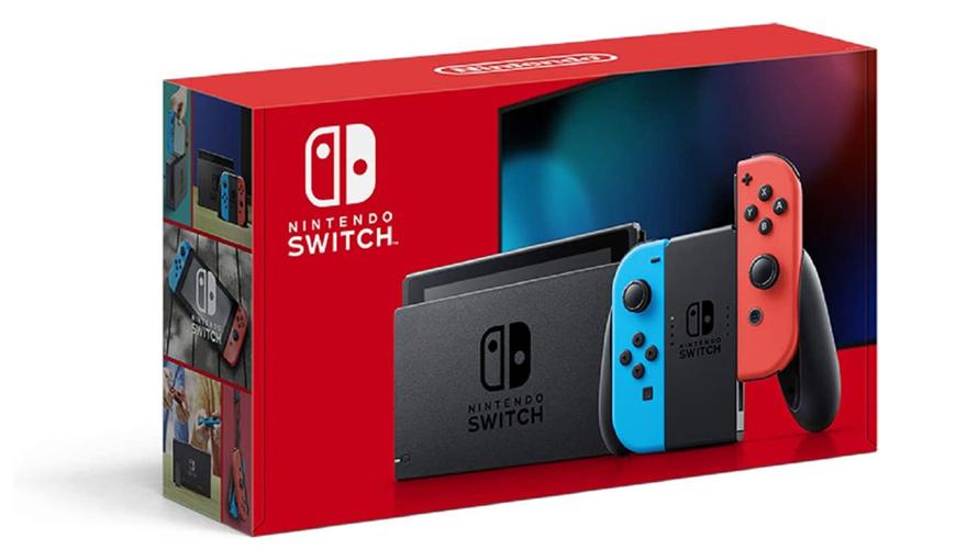 任天堂nintendo-switch主機推薦ns主機差別遊戲推薦