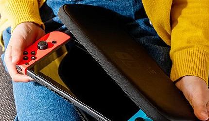 任天堂nintendo-switch主機專用收納包