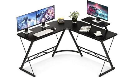 辦公書桌推薦電腦桌推介L型書桌挑選重點商品圖