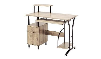 辦公書桌推薦電腦桌推介L型書桌挑選重點品牌特力屋 新夏卡爾多功能電腦桌