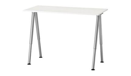 辦公書桌推薦電腦桌推介L型書桌挑選重點品牌IKEA THYGE 書桌