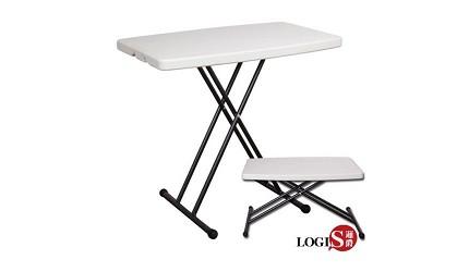 辦公書桌推薦電腦桌推介L型書桌挑選重點品牌邏爵 多功能防水輕巧塑鋼折合桌