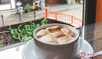 銀山溫泉介紹銀山溫泉街必吃美食酒茶房CRIE咖啡