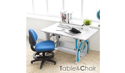 兒童書桌推薦成長書桌推介台灣製實木書桌高度選購指南文章時尚屋 兒童伸縮成長書桌椅組