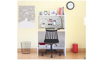 兒童書桌推薦成長書桌推介台灣製實木書桌高度選購指南文章RICHOME 學習書桌