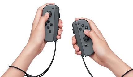 任天堂nintendo-switch的Joy-Con操控手把