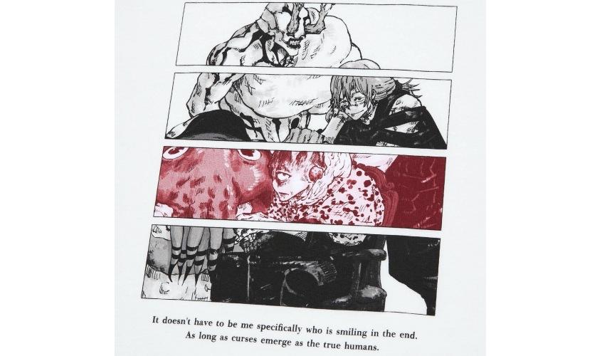 咒術迴戰劇透暴雷爆雷破梗懶人包分篇劇情介紹故事電影版內容漫畫動畫進度對照重要角色人物生死現況全整理虎杖悠仁伏黑惠五条悟五條悟釘崎野薔薇咒靈優衣庫ユニクロUniqloT恤