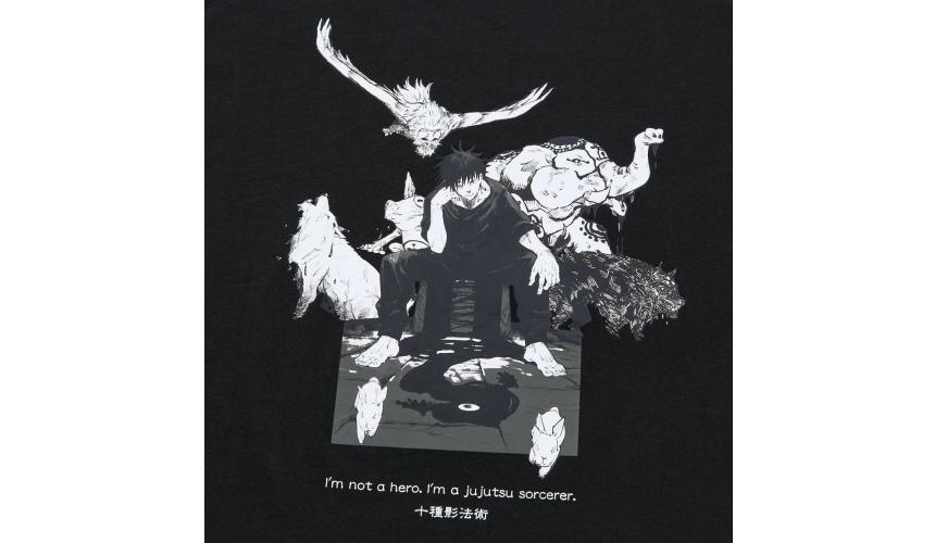 咒術迴戰劇透暴雷爆雷破梗懶人包分篇劇情介紹故事電影版內容漫畫動畫進度對照重要角色人物生死現況全整理虎杖悠仁伏黑惠五条悟五條悟釘崎野薔薇優衣庫ユニクロUniqloT恤