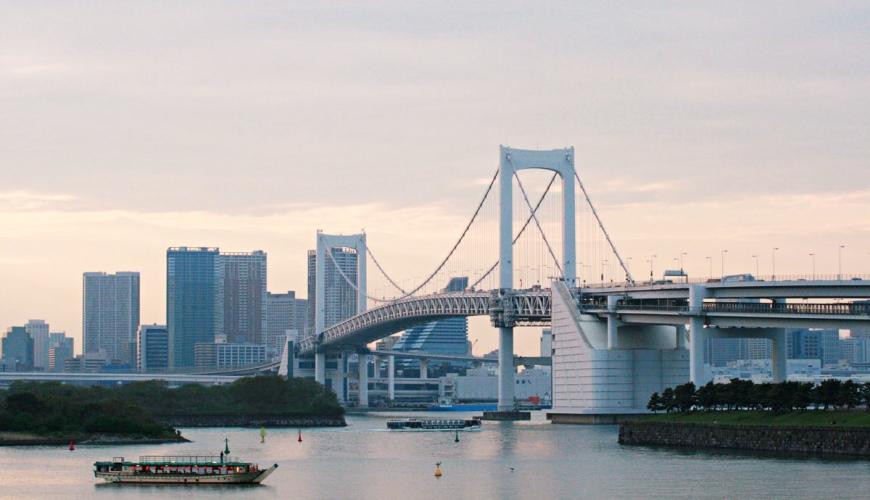 東京自由行台場怎麼去交通方式景點推薦大江戶溫泉物語結束營業自由女神像