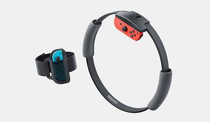 任天堂nintendo-switch健身環ring-fit健身還大冒險