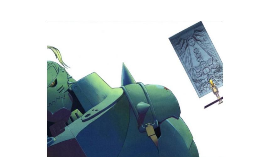 日本動漫動畫漫畫鋼之鍊金術師鋼鍊漫畫家荒川弘月刊少年GANGAN連載作品神作無負評無負評人物角色介紹專有名詞解釋故事劇情大綱懶人包全整理真理之門