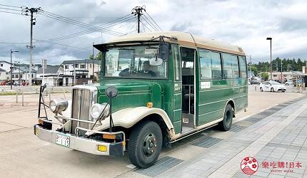 銀山溫泉交通方式接駁巴士