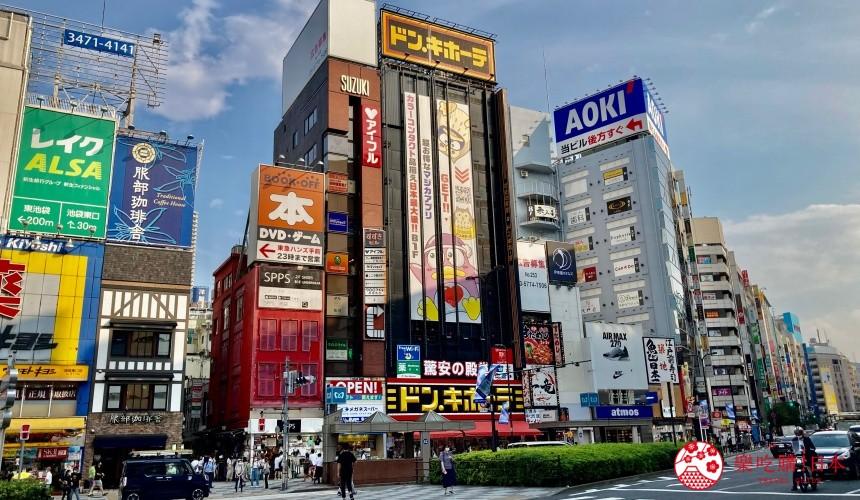 日本東京池袋自由行懶人包推薦景點唐吉訶德池袋東口站前店