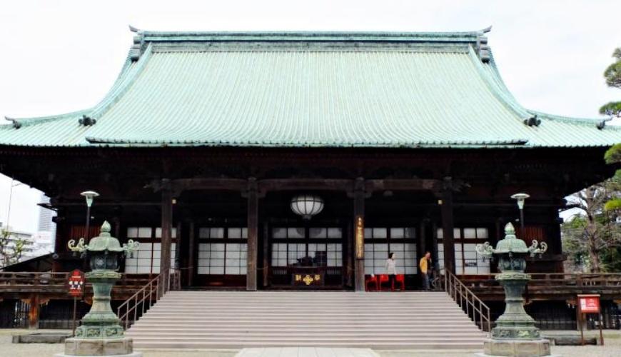 日本東京池袋自由行懶人包推薦景點護國寺