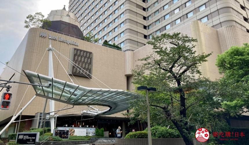 日本東京池袋自由行懶人包推薦景點東京大都會飯店